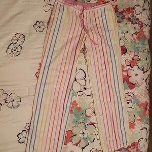 Pink by Victoria's Secret pajama pants *RARE*